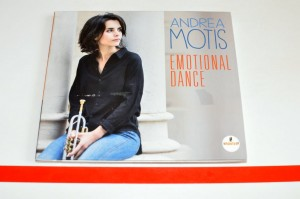 Andrea Motis - Emotional Dance CD Album Używ.