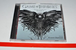 Ramin Djawadi - Game Of Thrones CD Album Używ.