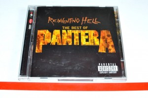 Pantera - Reinventing Hell - The Best Of CD + DVD Używ.