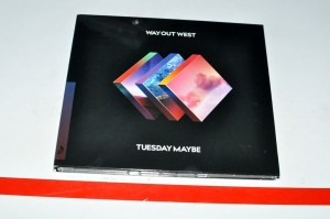 Way Out West - Tuesday Maybe CD Album Używ.