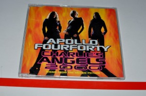 Apollofourforty / Apollo Four Forty / 440 - Charlie's Angels 2000 (Theme From The Motion Picture) Maxi-CD Używ.