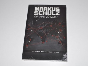 Markus Schulz Do You Dream? World Tour Docum DVD NEW