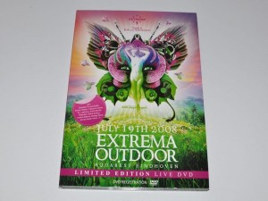 Extrema Outdoor 2008 AQUABEST EINDHOVEN 1xDVD