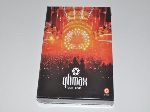 Qlimax 2011 Live Blu-ray + DVD + CD Headhunterz NOWA