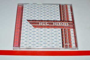 Hug - Heroes CD Album Używ.