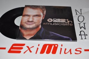 Dash Berlin – #musicislife 4x12'' LP NOWA