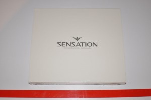 Sensation The Official Compilation Australia 2009 CD + DVD NEW