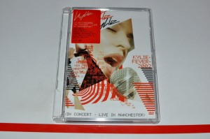Kylie – KylieFever2002 (In Concert - Live In Manchester) DVD Używ.