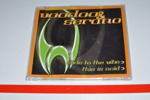 VooDoo & Serano ‎– Slide To The Vibe / This Is Acid Maxi-CD Single Używ.