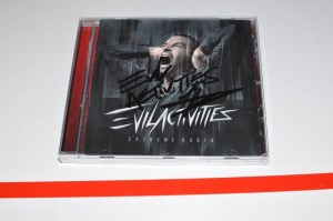 Evil Activities – Extreme Audio CD NEW !!! SIGNED !!!