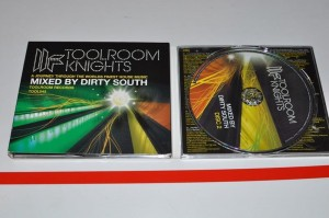 Dirty South – Toolroom Knights  2xCD