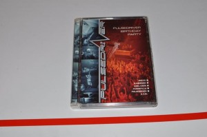 Pulsedriver - Birthday Party DVD Używ.