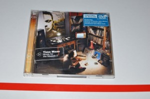 Timo Maas ‎– Music For The Maases 2 CD + DVD