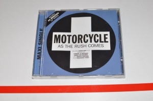 Motorcycle – As The Rush Comes MAXI-CD Używ.