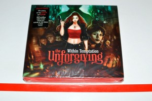 Within Temptation – The Unforgiving CD Album +DVD New