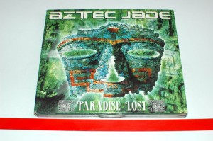 Aztec Jade - Paradise Lost CD Album Used