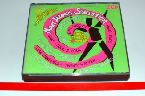 Maxi Dance Sensation 2xCD Used