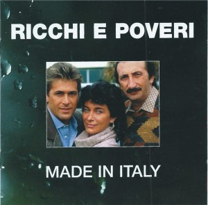 Ricchi E Poveri - Made In Italy CD Album Używ.