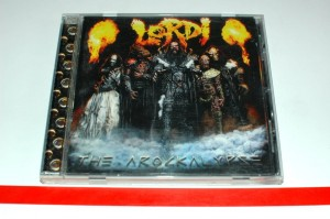 Lordi - The Arockalypse CD Album Used