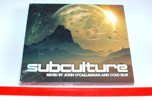 John O'Callaghan And Cold Blue - Subculture 2xCD Nowa