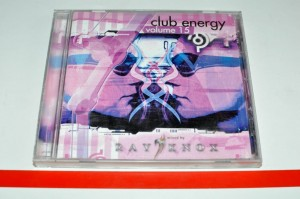 Ray Knox - Club Energy Vol. 15 CD Używ.