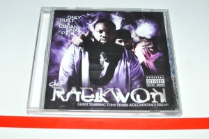 Raekwon - Only Built 4 Cuban Linx... Pt. II CD Album Używ.