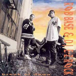 Rob Base & D.J. E-Z Rock - Break Of Dawn CD Album Używ.