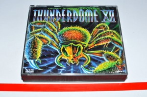 Thunderdome XII - Caught In The Web Of Death 2xCD Used