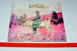 DJ Koze - Amygdala CD Album Used
