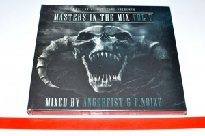 Angerfist & F.Noize - Masters In The Mix Vol. V 2xCD Nowa