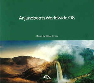 Oliver Smith - Anjunabeats Worldwide 08 CD Nowa