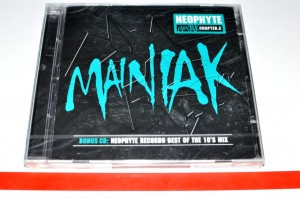 Neophyte - Mainiak Chapter.2 2xCD Album New