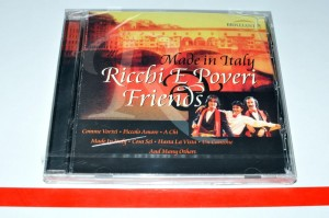 Ricchi E Poveri & Friends - Made In Italy CD Nowa