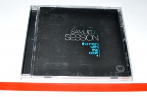 Samuel L Session - The Man With The Case CD Album Used