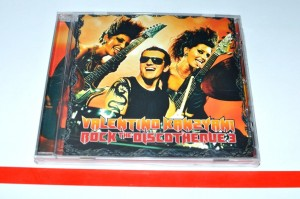 Valentino Kanzyani - Rock The Discotheque 3 CD New