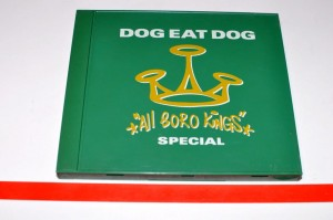 Dog Eat Dog - All Boro Kings Special CD Album Used