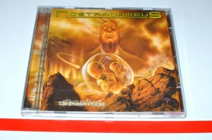 Nostradameus - The Prophet Of Evil CD Used