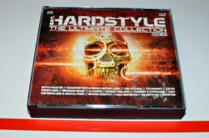 Hardstyle: The Ultimate Collection Volume 1.2011 2xCD Używ.