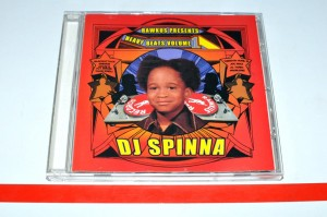 DJ Spinna - Heavy Beats Volume 1 CD Used