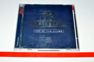 Kontor - Top Of The Clubs Volume 3 CD1 mixed by ATB / CD2 mixed by Markus Gardeweg / Klubbheads DJ Team 2xCD Używ.
