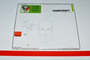 Tomcraft - Into The Light Maxi CD Used