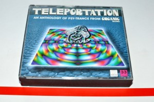 Teleportation - An Anthology Of Psy-Trance From Organic Records 3xCD Używ.