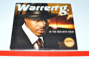 Warren G. - In The Mid-Night Hour CD lAlbum Used