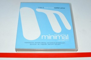 The Best In Minimal Update 8.0 3xCD Używ.