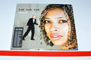 Tok Tok Tok - About... CD Used