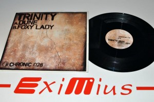 "Trinity - Foxy Lady / Dune 12"" LP Used"