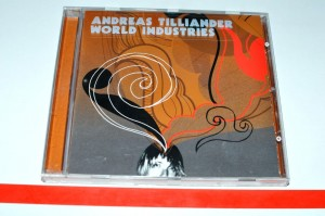 Andreas Tilliander - World Industries CD Album Używ.