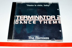 The Object - Terminator 2 Dance Theme (The Remixes) Maxi CD Używ.