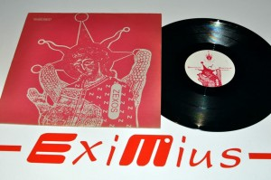 "Zexos - Dance Of Joy 12"" LP Używ."