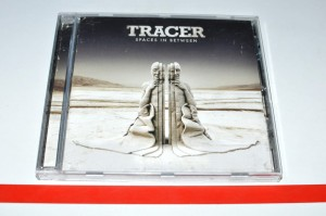 Tracer - Spaces In Between CD Używ.